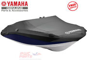Yamaha 212 Limited Oem Boat Cover Jet Boat Non-tower Mooring Mar-210nt-bk-17
