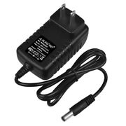 Ac Adapter For Boss Roland Lucina Ax-09 Ax-09b Keytar Synthesizer Power Supply