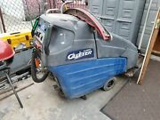 Windsor Saber Cutter 26andrdquo Scx264 Auto-scrubber Commercial Floor Cleaning Machine