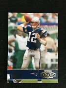 2003 Playoff Honors Orange County Collection Stamp Tom Brady Sp /5 Rare