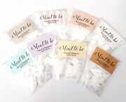 Personalised And039mint To Beand039 Wedding Favour Heart Mints Party Celebration Gift