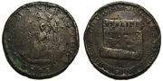 Uk Middlesex 1795 Mooreand039s Lace Manufactory Halfpenny Token Dandh 389c