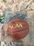 Ucla Bruins 1994-1995 Ncaa Champions Team-autographed Basketball Extremely Rare