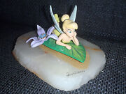 Extremely Rare Walt Disney Peter Pan Tinkerbell Le Of 950 Figurine Statue
