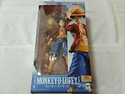 Variable Action Hero One Piece Monkey D. Luffy Pvc Action Figure From Japan F/s