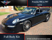 Porsche Gt3 Body Kit For The 911 996 - 996 To 997 Gt3 Style
