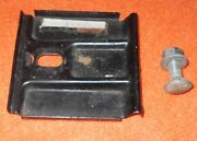 1963 1964 1965 1966 Mustang Falcon Ranchero Comet Orig Battery Hold Down Clamp