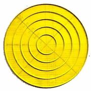 Nesting Ring Quilting Template Set Set Of 5 Rings Nr5-11