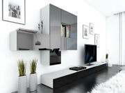 Brin 3 - Living Room Entertainment Center / Living Room Wall Unit / Tv Stand