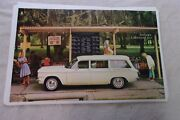 1961 Chevrolet Corvair Lakewood Wagon 11 X 17 Photo Picture