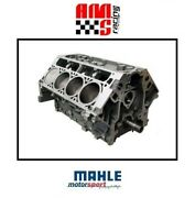Ams Racing Gen Iv 370 Ci Ly6 Street Short Block W/ Mahle Forged Flat Top Pistons