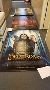 Lord Of The Rings Original Movie Banner 5 Pieces