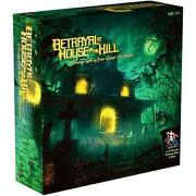 New Betrayal At House On The Hill Fun Family Board Game For Three To Six Players
