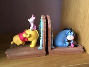 Extremely Rare Walt Disney Winnie The Pooh Playing With Mirror Figurine Statue