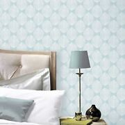 Teal Scandi Leaf Wallpaper Arthouse 908201 Feature Wall Decor New