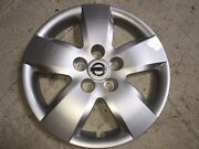 1 New 53076 Nissan Altima 16 Wheel Covers Hubcap 2007 2008 2009 Free Shipping