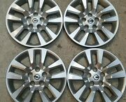 Set Of 4 53088 New 16 Inch Hubcaps Wheel Covers 2007 13 14 2015 Nissan Altima