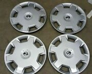 Set 4 53072 15 Hubcaps Wheelcover Nissan Versa Cube 7 8 09 10 11 12 13 14 15