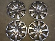 Set Of 4 61136 Toyota Camry 2004 2005 2006 15 Hubcaps Wheel Covers New