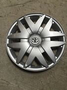1 61124 New Toyota Sienna 16 Hubcap Wheel Cover 2004 05 06 07 08 09 2010