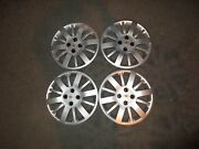 Set Of 4 New 2009 09 2010 10 Cobalt 15 Hubcaps Wheel Covers Free Shipping 3285