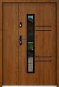 Sta Avila Neo Uno - Double Glazed Front Entry Composite House Front Solid Door