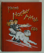 Robert Mack Nisterandacutes Holiday Annual Ca. 1894 W.