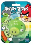 Angry Birds Keychain Green Pig
