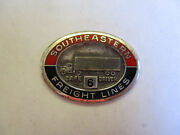 Southeastern Freight Lines 6yr Trucking Truck Driver Employee Safety Award Pin