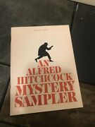 An Alfred Hitchock Mystery Sampler Book First Edition