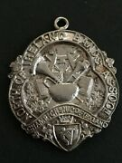 North Of The Ireland Bands Asso Championship Of Ireland Sterling Silver Medal