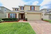 704 5 Bed Holiday Home With Pool In Disney Area Orlando Florida Pet Friendly