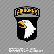 101st Airborne Division Sticker Decal Vinyl Div The Screaming Eagles
