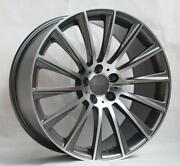 20and039and039 Wheels For Mercedes S-class S550 S600 4matic 20x8.5