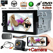 Sony Lens Camera Double Din Car Stereo Radio Dvd Tv Mirror Link For Lexus Is250