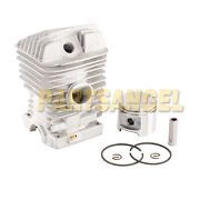 New 49mm Cylinder Piston And Ring Kit For Stihl 029 Ms290 039 Ms390 Chainsaw Part