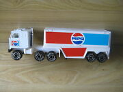 Pepsi Model By Buddy Semi With Opening Trailer No Box Deceased Estate