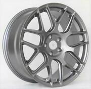 19and039and039 Wheels For Mercedes S-class Coupe S550 S600 S63 S65 Staggered 19x8.5/9.5