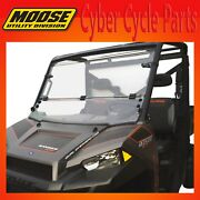 Moose Utility Division Utv Hard Coated Full Folding Shield 10-14 Ranger 800 Cre