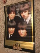 The Beatles Yesterday And Forever Poster 23 X 35 Brand New In Wrapper