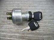 Cushman Truckster Haulster Omc New 1 7 Prong Ignition Switch Key Switch