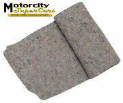 1968-72 Pontiac Gto Lemans Tempest Rear Package Tray Jute Trunk Body Insulation