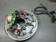 Johnson Evinrude 9.9 Hp And 15 Hp Magneto Ignition Plate Assy. 582040 1974-76 Yr