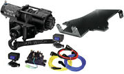 Kfi Se25 Stealth Winch And Mount Kit - 2007-2012 Can-am Outlander 400 500 650 800