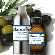 Pure Olive Carrier Oil Olea Europaea Natural Herbal Aroma Therapy Fragrance