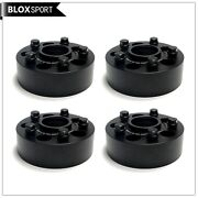 Hubcentric Wheel Spacers 5x112 Cb66.5 4pc 40mm For Mercedes Clk Cls Cla Glc Glk