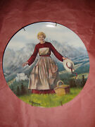 Collectible Plate The Sound Of Music By Edwin M. Knowles