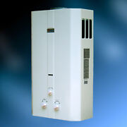 New In House Lpg Propane Gas Tankless Water Heater 16l / 4.3gpm