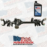 New Oem 2008 - 2015 Jeep Wrangler Front Differential Dana 30 3.21 Includes Oil