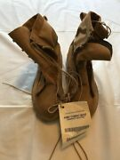 Us Army Flight And Combat Vehical Crewman Authorized Desert Tan Boots By Wellco
